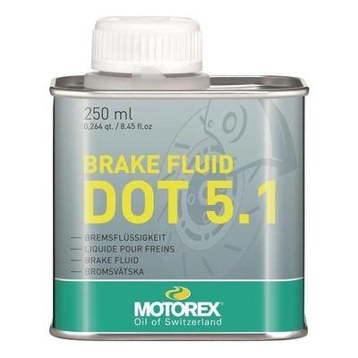 Liquide de frein Motorex DOT 5.1 250ml