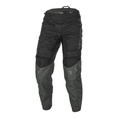 Pantalon cross Fly Racing F-16 noir/gris