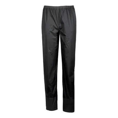 Pantalon de pluie Tucano Urbano Nano Rain Zeta avec couvre chaussures extractible noir