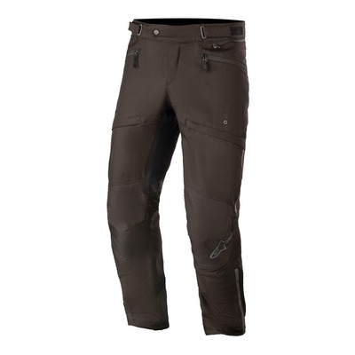 Pantalon textile Alpinestars AST-1 V2 Waterproof noir (long)