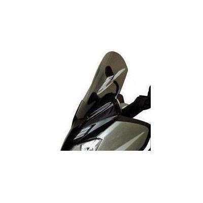 Pare-brise Bullster double courbure 38 cm fumé noir Yamaha X-Max 125 10-12