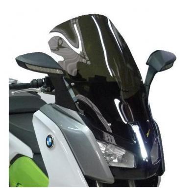 Pare-brise Bullster haute protection 63 cm incolore BMW C Evolution 14-18