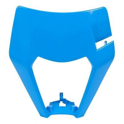 Plastique plaque phare RTech Limited Edition KTM 125 EXC 17-19 bleu clair