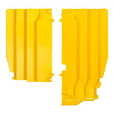 Protection de radiateur Polisport Suzuki 450 RM-Z 18-19 jaune