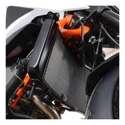 Protection de radiateur R&G Racing noir KTM Duke 890 20-21