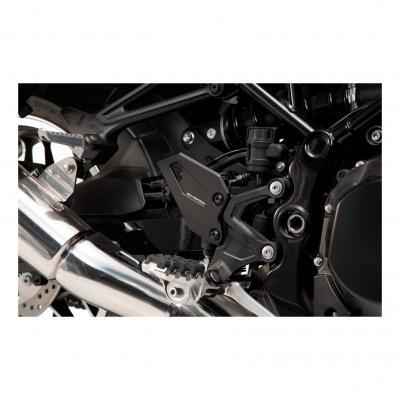 Protections de cadre SW-Motech noires Kawasaki Z 900 RS / Cafe Racer 2018
