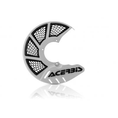 Protège disque de frein avant Acerbis X-BRAKE 2.0 blanc/noir