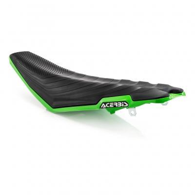 Selle Acerbis X-Air Seat Kawasaki 450 KX 20-21 noir/vert