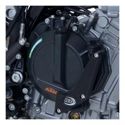 Slider moteur droit R&G Racing noir Ktm 790 Adventure 19-20