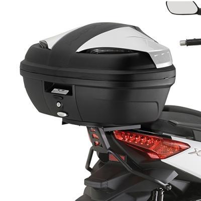 Support spécifique Kappa pour top case Monolock Yamaha 125 X-max 14-17