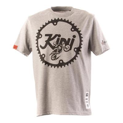 T-shirt Kini Red Bull Ritzel gris clair