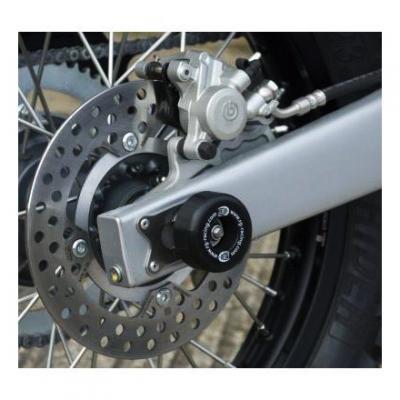Tampons de bras oscillant R&G Racing noir Husqvarna TE 125 11-12
