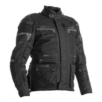 Veste textile RST Adventure-X noir
