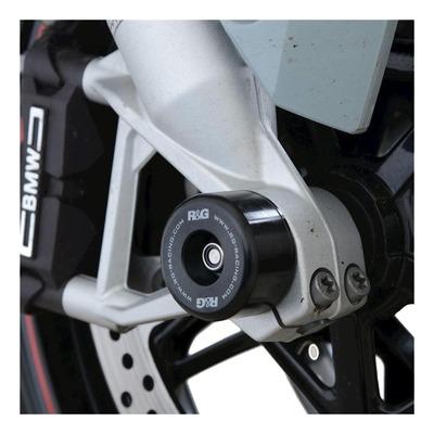Tampons de protection de fourche R&G Racing noir BMW S 1000 XR 20-21
