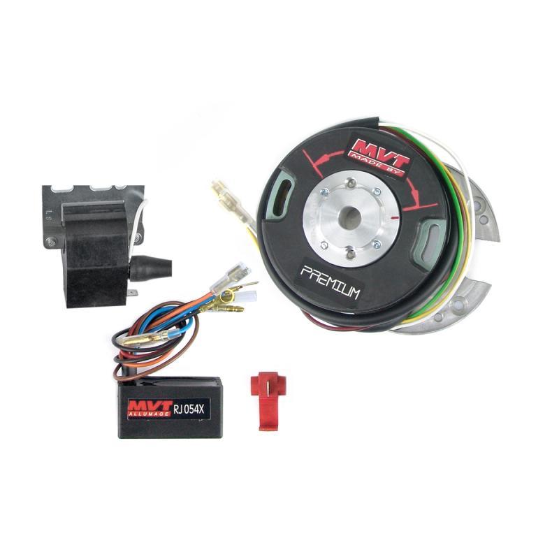 Allumage MVT Premium Rotor Interne avec éclairage AM6 sans batterie PREM12