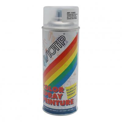 Bombe peinture 400ml Glycero vernis brillant