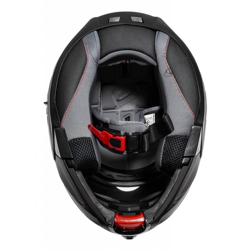 Casque Modulable Astone Rt800 Solid Exclusive noir mat - 6