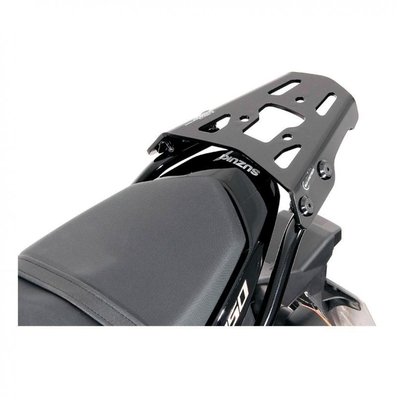 Support top case SW-MOTECH ALU-RACK noir Suzuki GSR 750 11-