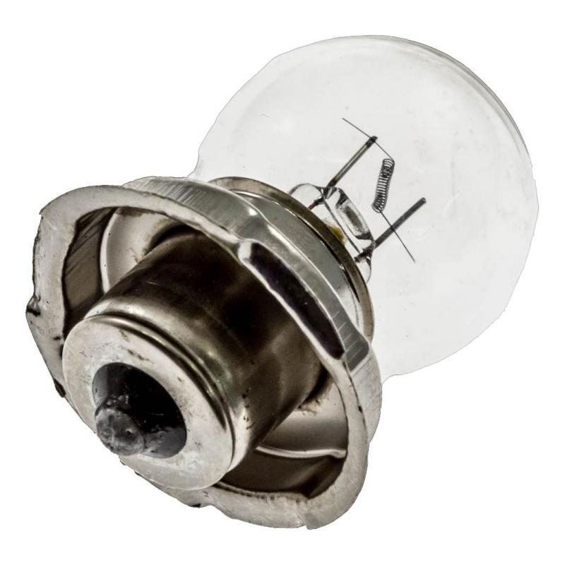 Ampoule P26S phare avant Blanche Colerette 6V 15W