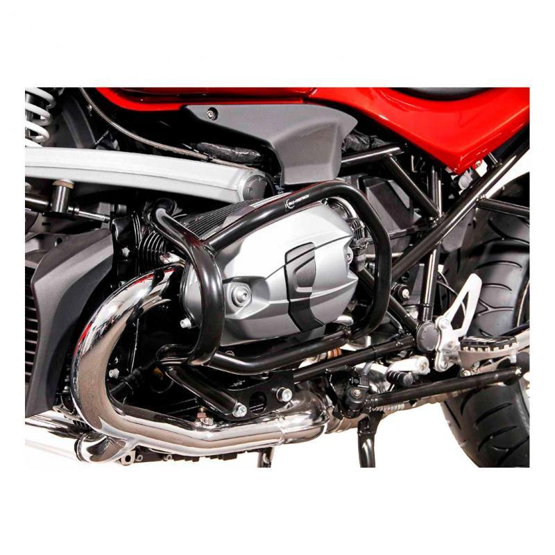 Barres de protection latérale SW-MOTECH noir BMW R 1200 R 07-14