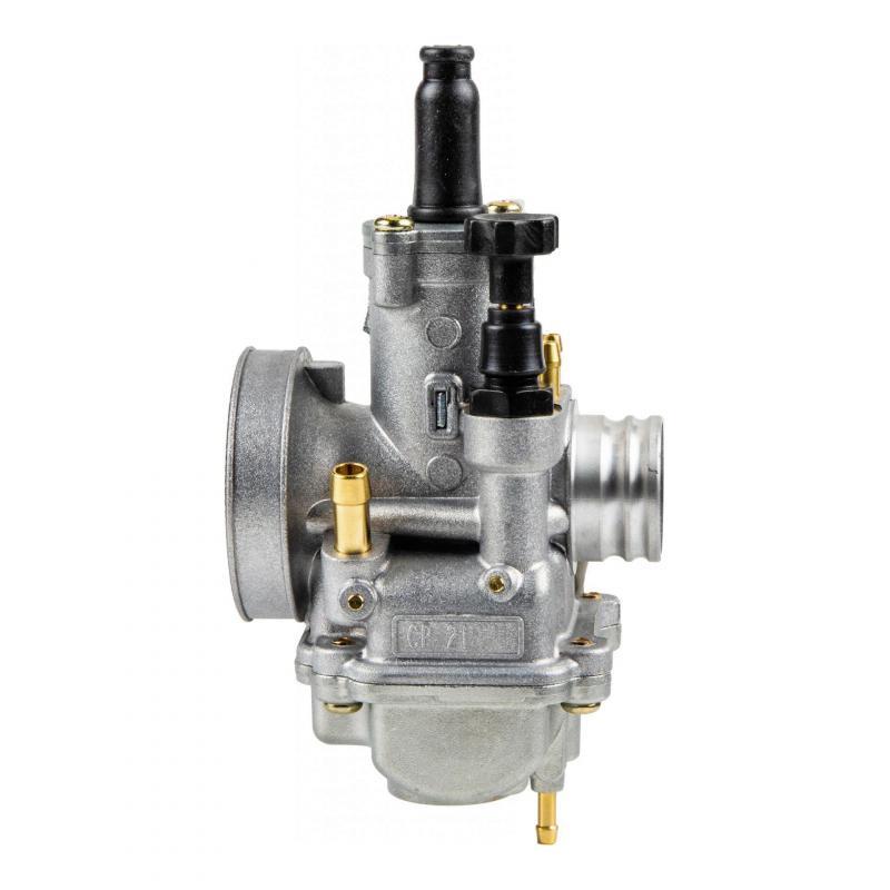 Carburateur Polini Coaxial D.21 starter manuel - 1