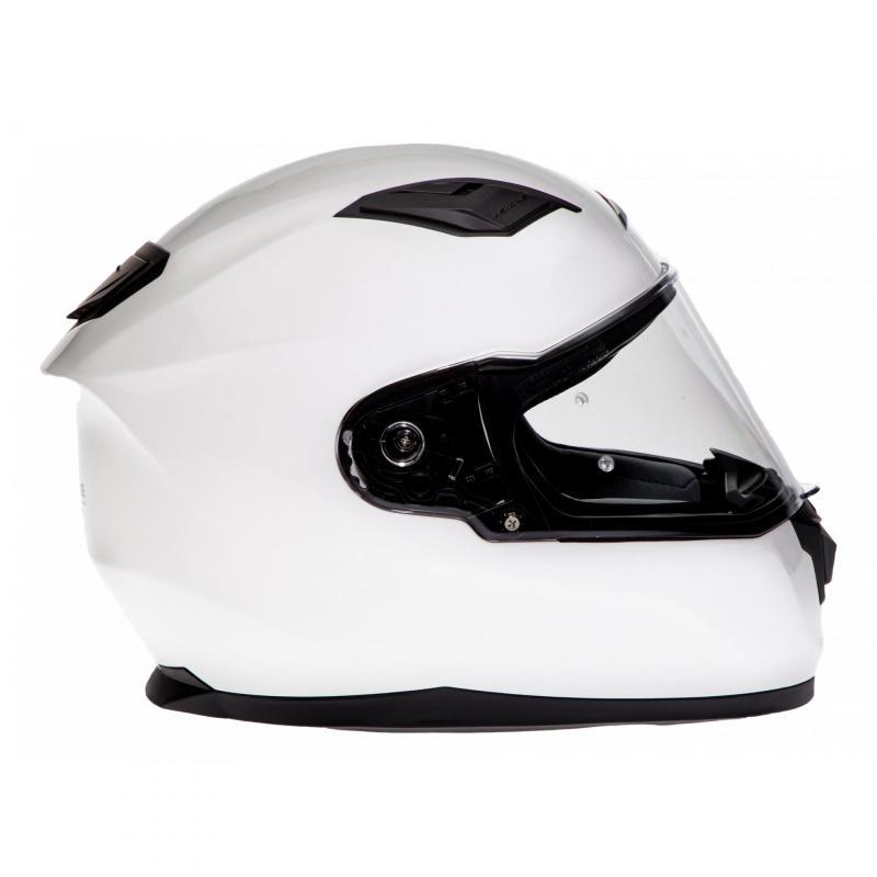 Casque intégral Astone GT900 Monocolor blanc - 2