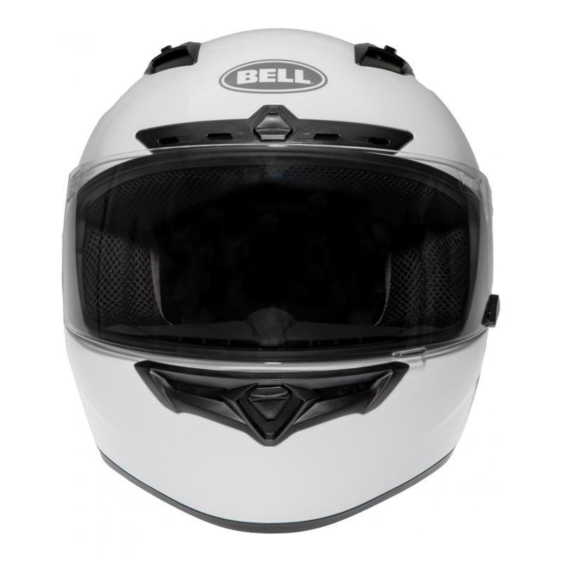 Casque intégral Bell Qualifier DLX Solid blanc - 3