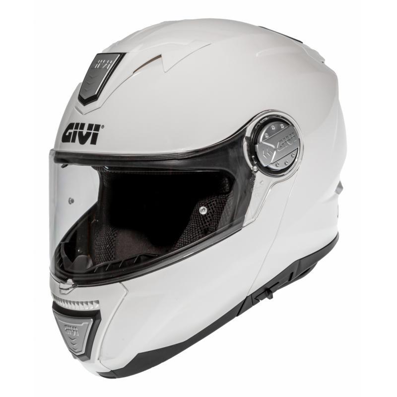 Casque modulable Givi X.23 Sydney Solid color blanc