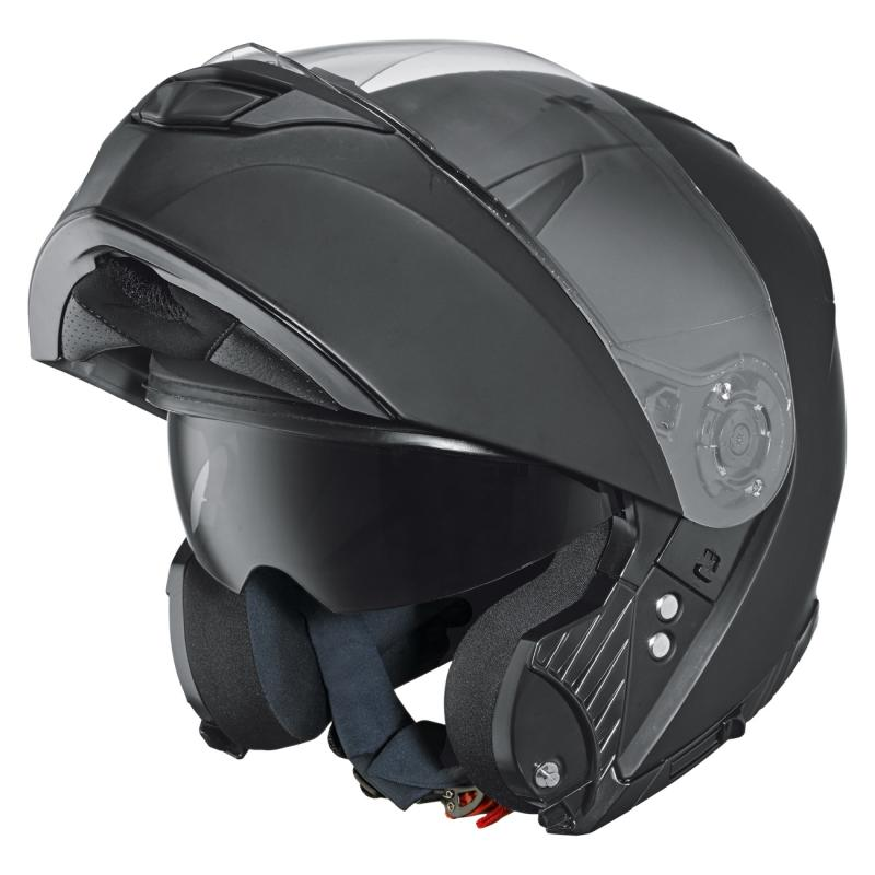 Casque modulable Held Travel-Champ II noir mat - 2