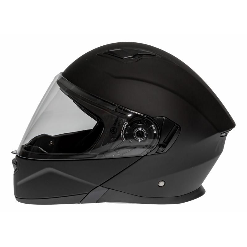 Casque modulable Noend District noir mat - 2