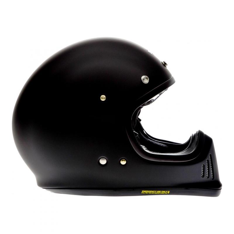 Casque Shoei Ex-Zero noir mat - 2