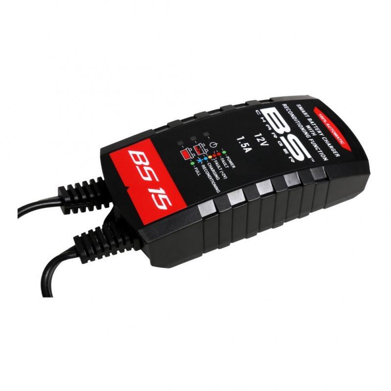 Chargeur de batterie intelligent BS Battery BS15 - 1
