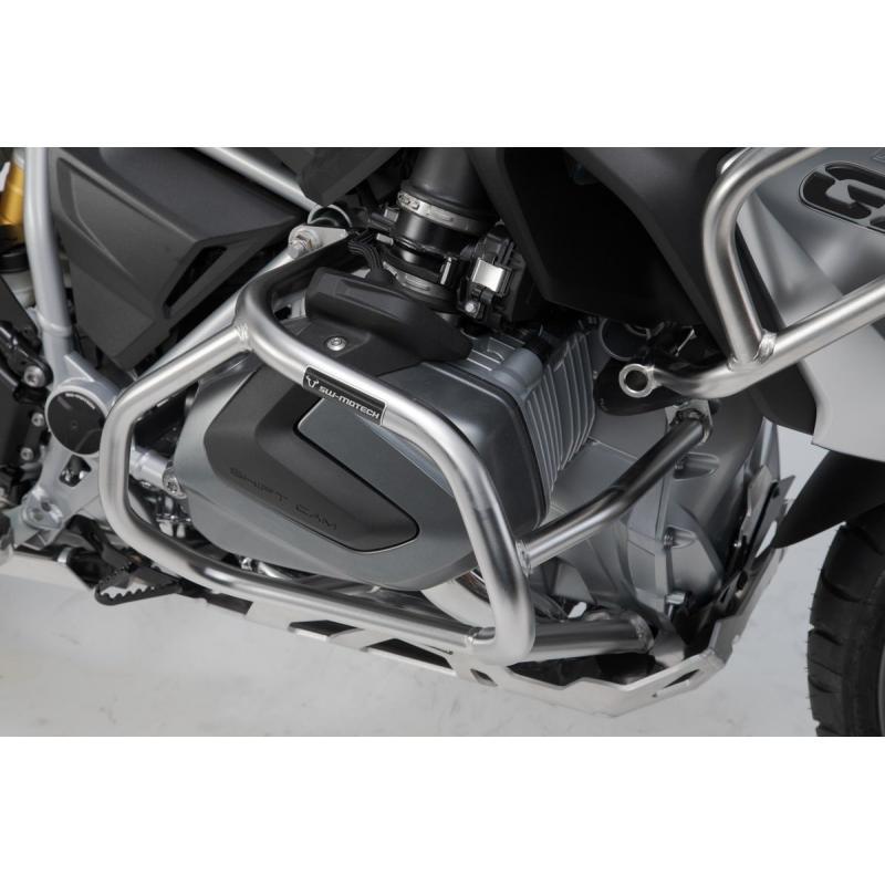 Crashbar acier gris SW-Motech BMW R 1250 GS 19-20 - 1