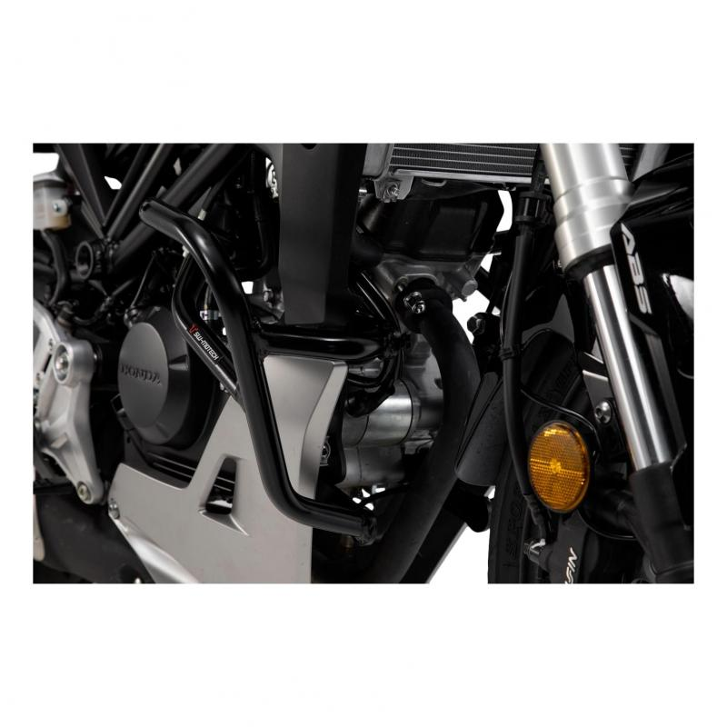 Crashbar noir SW-Motech Honda CB 125 R 18-20 - 4