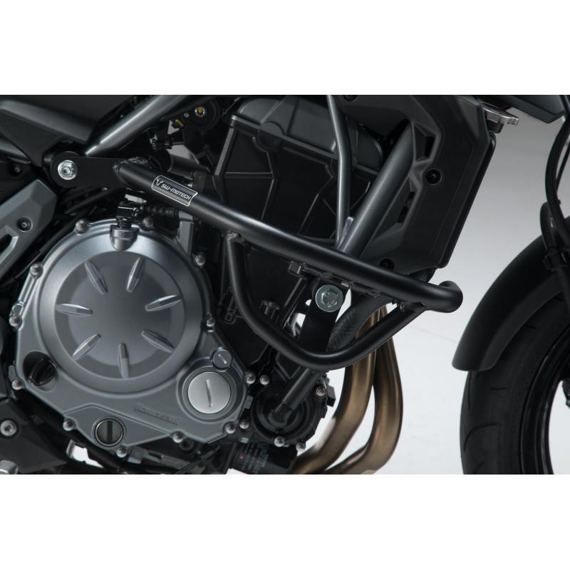 Crashbar noir SW-MOTECH Kawasaki Z650 17-18 - 1