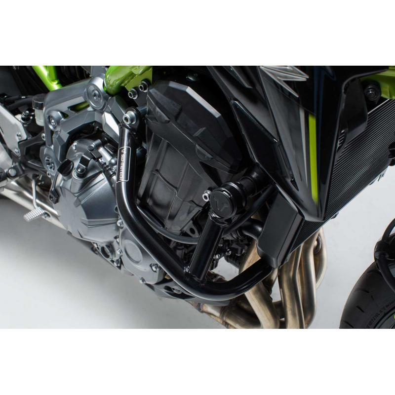 Crashbar noir SW-MOTECH Kawasaki Z900 17-18 - 3
