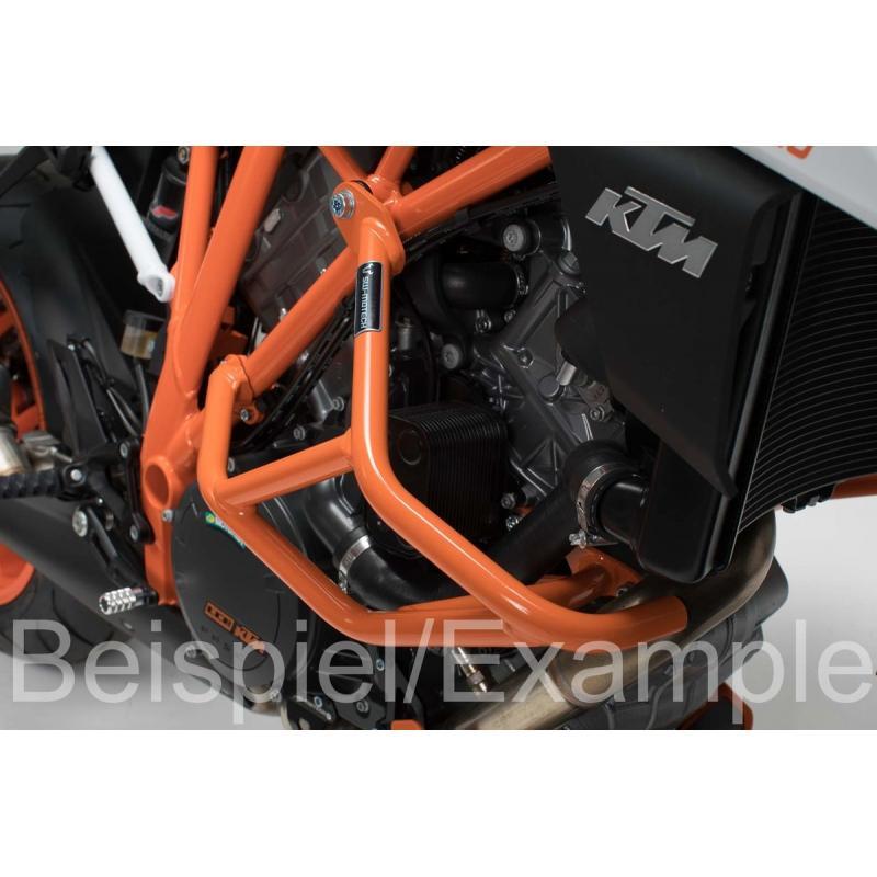 Crashbar noir SW-Motech KTM 1290 Superduke R 14-18 - 2