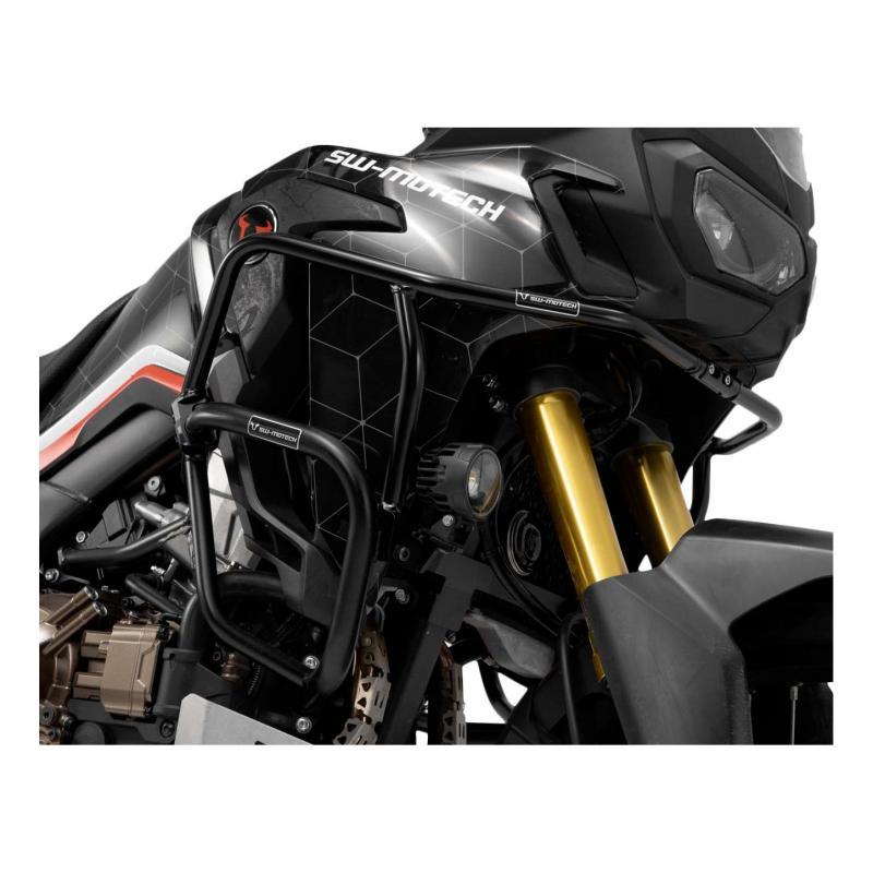 Crashbar supérieur noir SW-Motech Honda CRF1000L Africa Twin 16-20 - 4