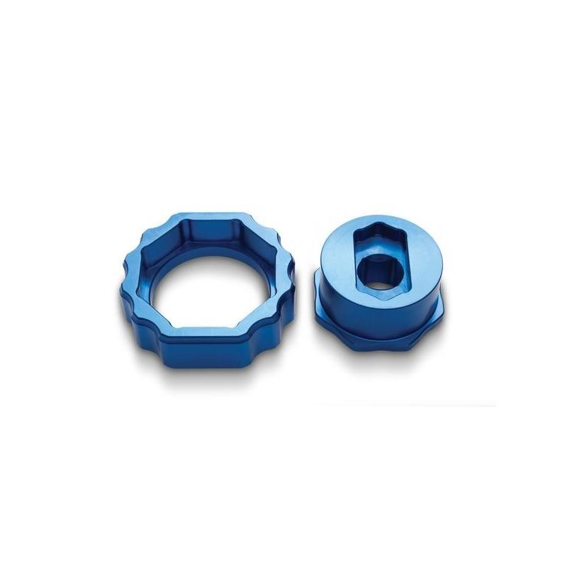 Douille bouchon de fourche et cartouche de compression Motion Pro pour Showa