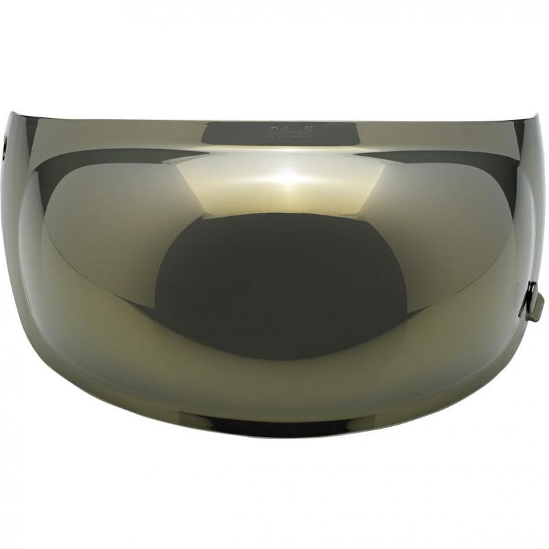 Ecran antibuée Biltwell Gringo S or miroir - 1