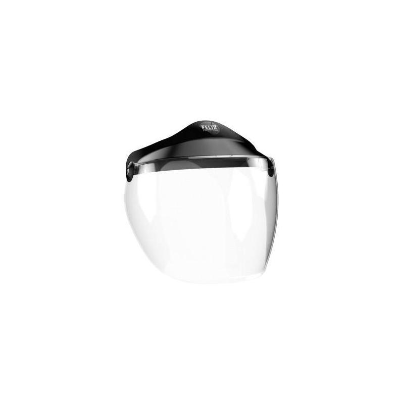 Écran long Felix Motocyclette pour casque ST520 Incolore