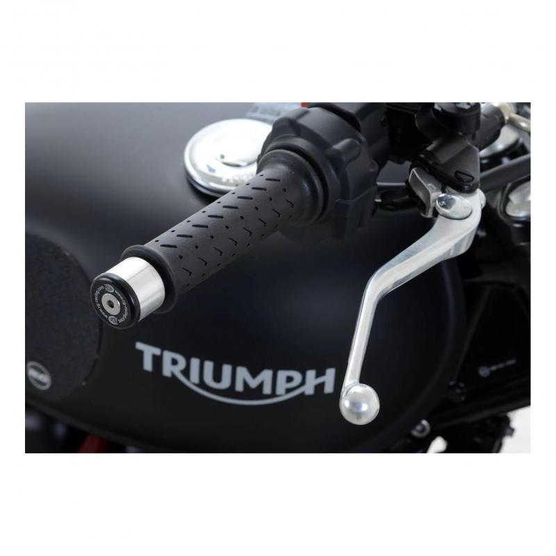 Embouts de guidon R&G Racing Triumph Street Twin 900 16-18