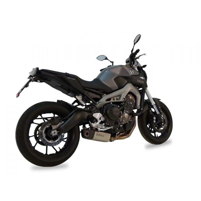 Ligne complète Leovince Underbody pour Yamaha MT-09 13-16