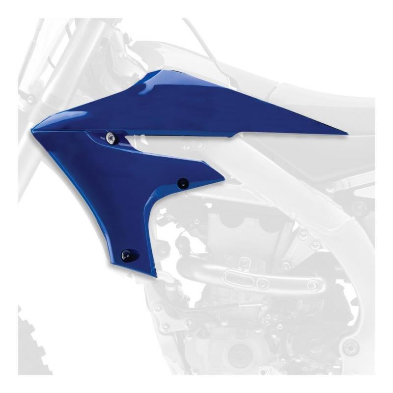 Ouïes de radiateur Polisport Yamaha 450 YZ-F 18-20 bleu