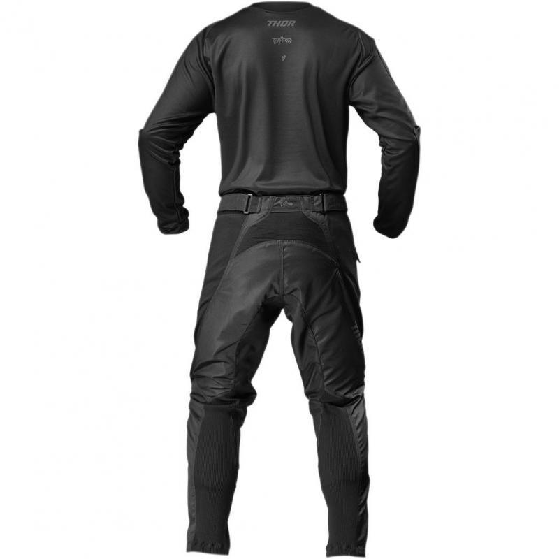 Pantalon enduro Thor Terrain noir - 4