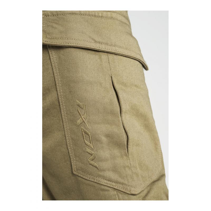 Pantalon moto Ixon Cargo sable - 3