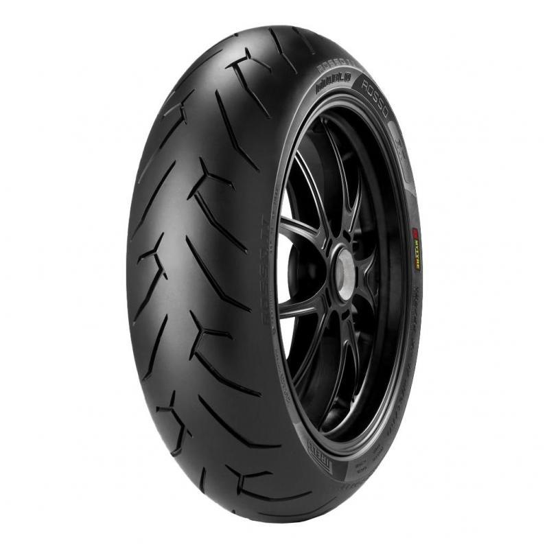 Pneu Pirelli Diablo Rosso II 140/70R17 66H