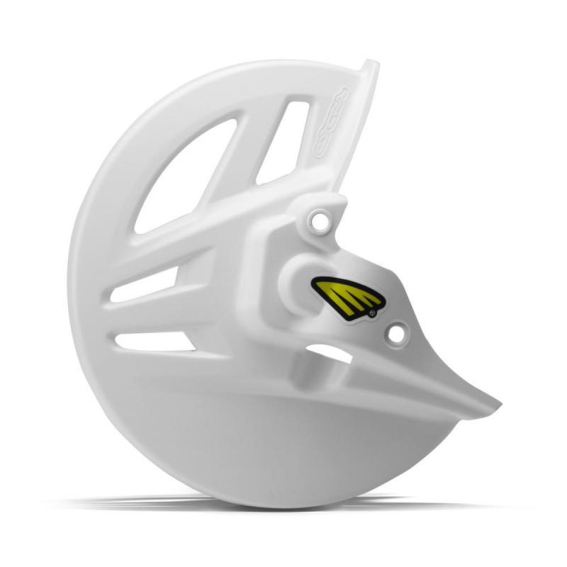 Protection de disque Cycra Honda CRF 250R 04-13 blanc