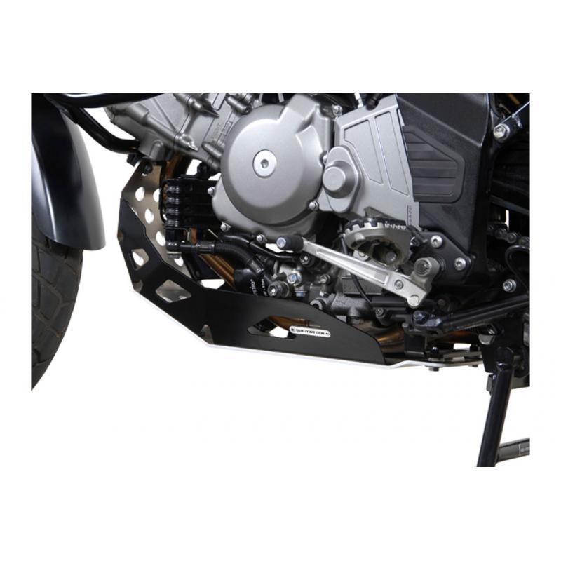 Sabot moteur SW-MOTECH noir Suzuki DL 650 V-Strom 10- 2Generation - 2