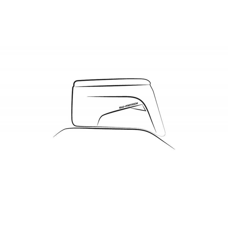 Sacoche de réservoir SW-Motech Evo Trial noire / grise - 3